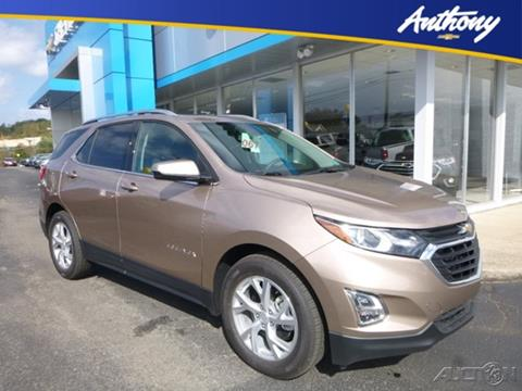 2018 Chevrolet Equinox for sale in Fairmont, WV