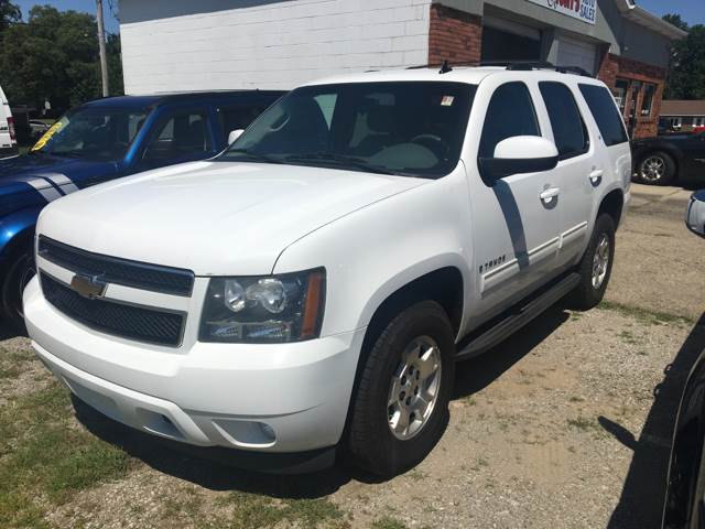 2009 Chevrolet Tahoe for sale at GENE AND TONYS DEMOTTE AUTO SALES in Demotte IN