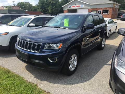 2014 Jeep Grand Cherokee for sale at GENE AND TONYS DEMOTTE AUTO SALES in Demotte IN