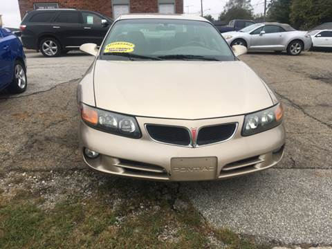 2005 Pontiac Bonneville for sale at GENE AND TONYS DEMOTTE AUTO SALES in Demotte IN