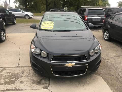 2015 Chevrolet Sonic for sale in Demotte, IN