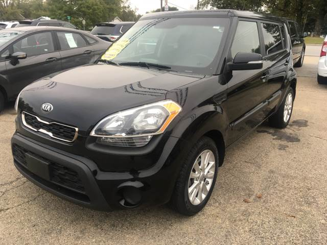2013 Kia Soul for sale at GENE AND TONYS DEMOTTE AUTO SALES in Demotte IN