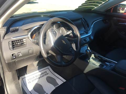 2017 Chevrolet Impala for sale in Demotte, IN