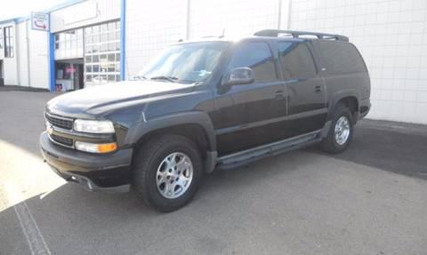 2005 Chevrolet Suburban for sale in Roseburg OR