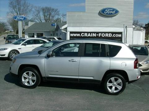 2014 Jeep Compass for sale in Warren, IN