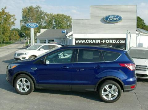 2016 Ford Escape for sale in Warren IN