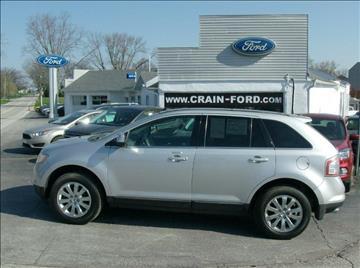 2009 Ford Edge for sale in Warren, IN