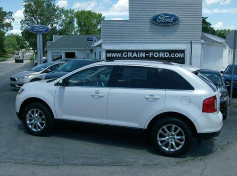 2013 Ford Edge for sale in Warren, IN