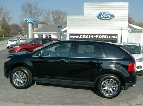 2012 Ford Edge for sale in Warren, IN