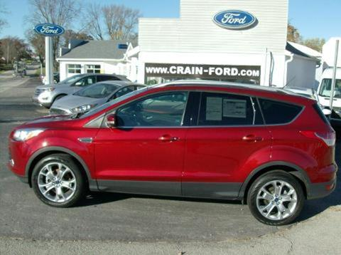 2014 Ford Escape for sale in Warren, IN