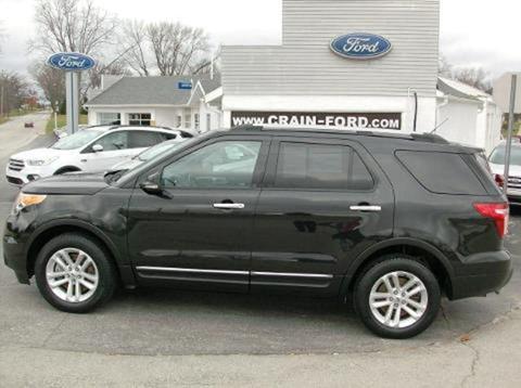 2013 Ford Explorer for sale in Warren IN