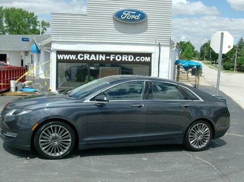 2013 Lincoln MKZ for sale in Warren IN