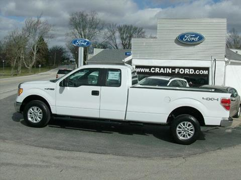 2012 Ford F-150 for sale in Warren, IN