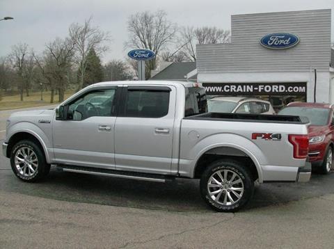 2015 Ford F-150 for sale in Warren IN