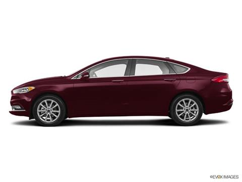 2017 Ford Fusion for sale in Warren IN
