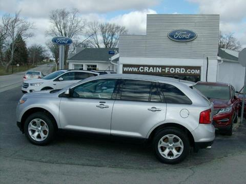 2011 Ford Edge for sale in Warren, IN