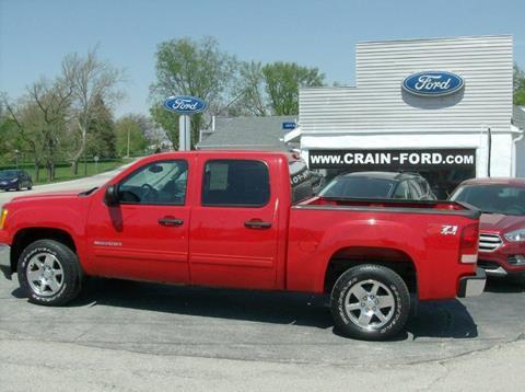 2011 GMC Sierra 1500 for sale in Warren, IN