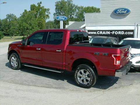 2015 Ford F-150 for sale in Warren, IN