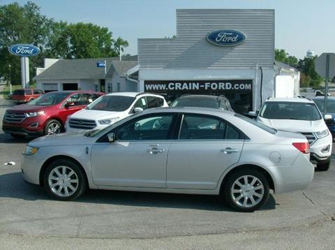2010 Lincoln MKZ for sale in Warren, IN