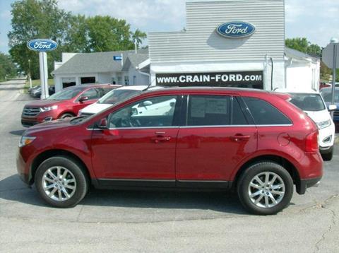 2014 Ford Edge for sale in Warren IN