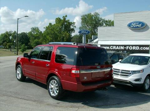 2015 Ford Expedition for sale in Warren IN