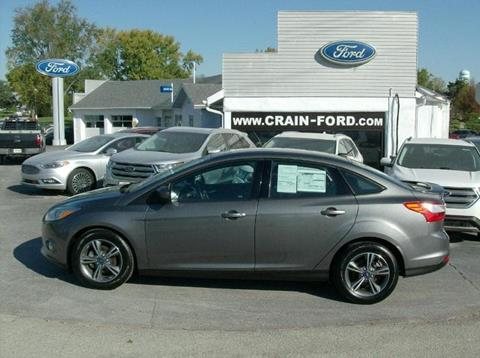 2012 Ford Focus for sale in Warren IN