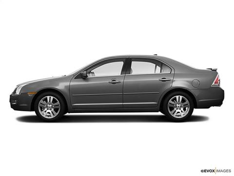 2008 Ford Fusion for sale in Warren IN