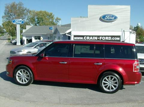 2014 Ford Flex for sale in Warren IN
