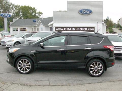 2015 Ford Escape for sale in Warren IN