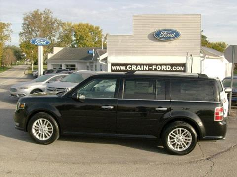 2015 Ford Flex for sale in Warren, IN