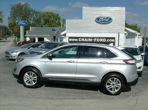 2017 Ford Edge for sale in Warren IN