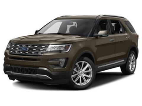 2017 Ford Explorer for sale in Warren IN