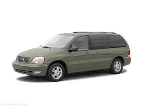 2004 Ford Freestar for sale in Warren IN