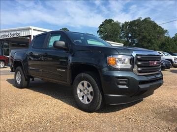 2017 GMC Canyon for sale in Many, LA