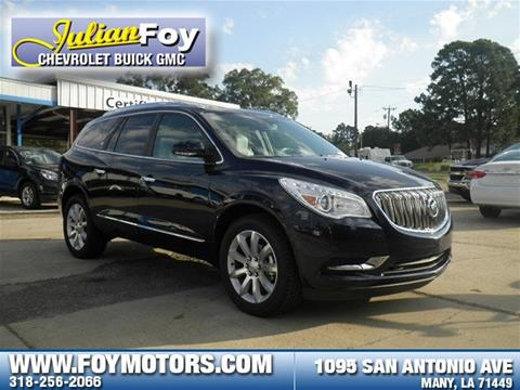 2017 Buick Enclave for sale in Many, LA