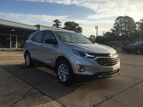 2018 Chevrolet Equinox for sale in Many, LA