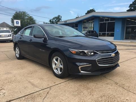 2018 Chevrolet Malibu for sale in Many, LA