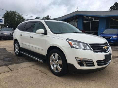 2013 Chevrolet Traverse for sale in Many, LA