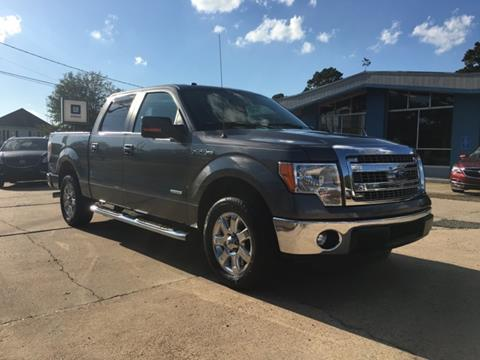 2014 Ford F-150 for sale in Many, LA