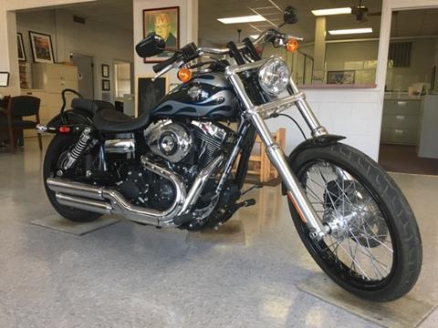 2013 Harley-Davidson Dyna for sale in Many, LA