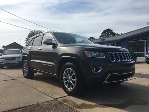 2015 Jeep Grand Cherokee for sale in Many, LA