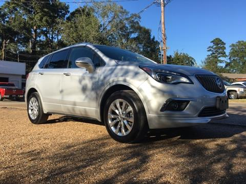2017 Buick Envision for sale in Many, LA