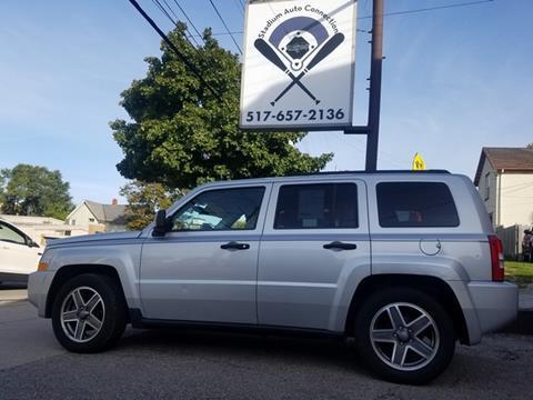 2008 Jeep Patriot for sale in Lansing, MI