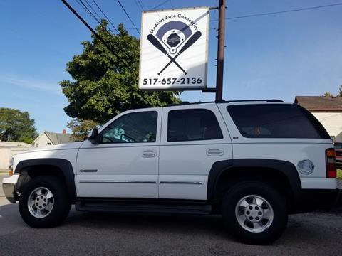 2003 Chevrolet Tahoe for sale in Lansing, MI