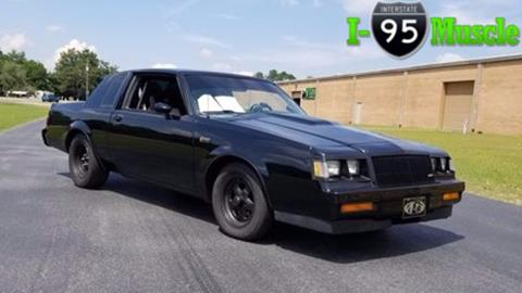 1987 Buick Grand National for sale in Hope Mills, NC