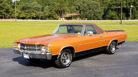 1971 Chevrolet El Camino for sale in Hope Mills, NC