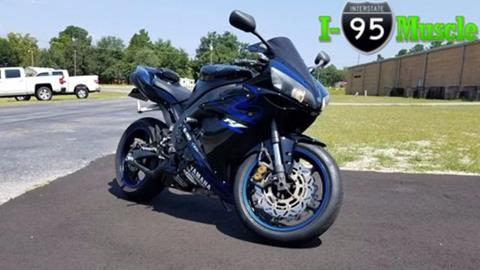 2005 Yamaha YZF-R1 for sale in Hope Mills, NC