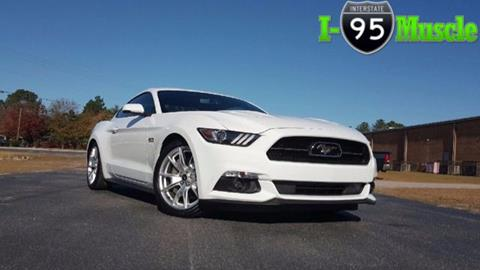 2015 Ford Mustang for sale in Hope Mills, NC