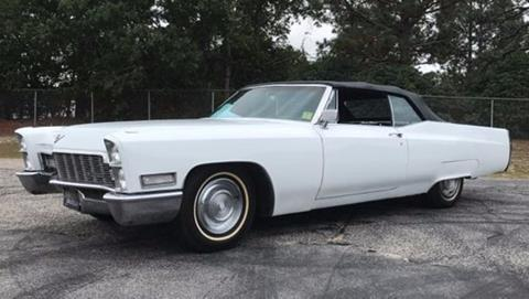 1968 Cadillac DeVille for sale in Hope Mills, NC
