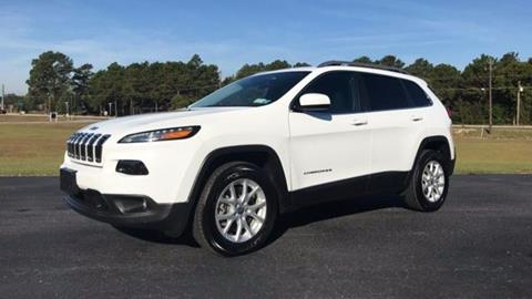 2016 Jeep Cherokee for sale in Hope Mills, NC